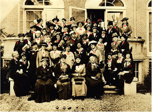 American Delegates 1915
