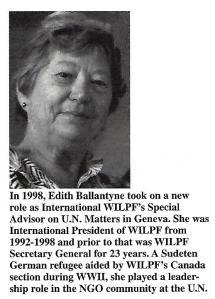 Edith Ballentine