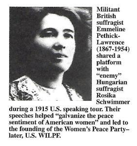 Emmeline P. Lawrence