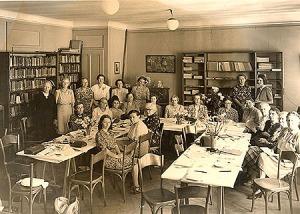 Executive Committee, 1948, Geneva