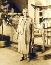 Jane Addams, 1928