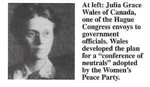 Julia G. Wales