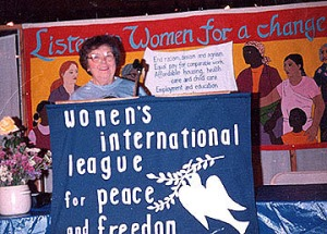 Listen To Women For A Change, 1984 Democratic Convention.